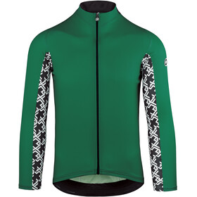 assos Mille GT Summer LS Jersey Men greenHell